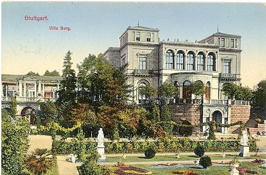 05_Ansichtspostkarte Villa Berg