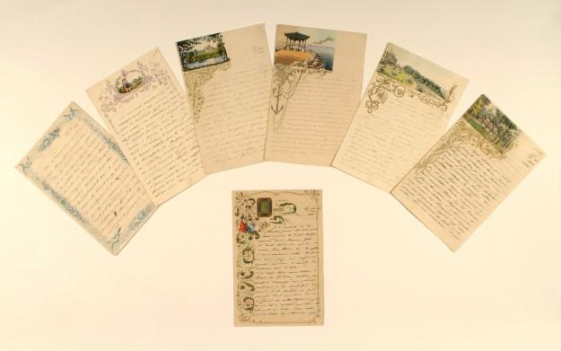 G 314 Bü 11 1838-1854 Briefe arrangiert